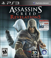 Assassin's Creed Revelations - PS3 NEW + Sealed