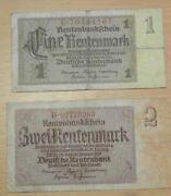2 Rentenmark 1937