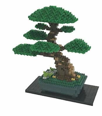 bonsai matsu deluxe edition building kit green