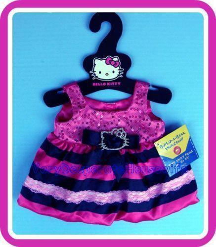 Build A Bear Christmas Dress Ebay