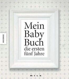 Mein Baby-Buch (Buch) NEU