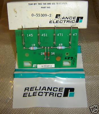 Reliance Electric 0-55309-2 Voltage Divider 0553092