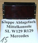 R129 Mittelkonsole