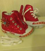 Baby Girls Shoes Size 5