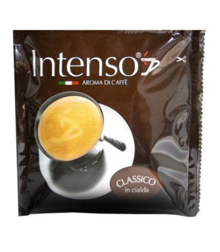 50x Kaffeepads Intenso Classico Espresso e.s.e. Pads Kaffee in einzelnen Paketen