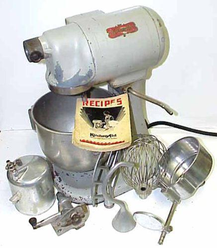 Vintage Kitchenaid Stand Mixer Ebay