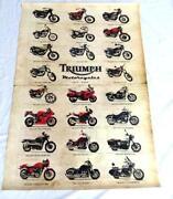 1970 Triumph Motorcycle