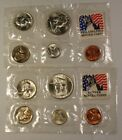 Uncirculated Business 1959 US Coin Mint Sets