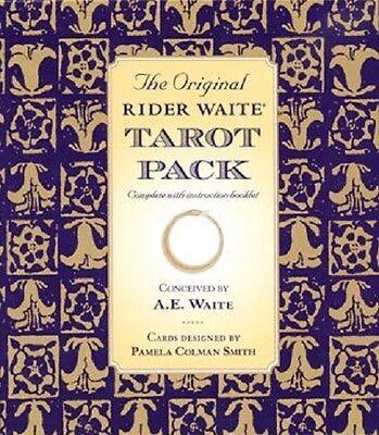 Rider Waite Original Tarot Deck Cards Wiccan Pagan Metaphysical