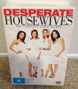 DESPERATE HOUSEWIVES SEASON 1 + 2 Shortland Newcastle Area Preview