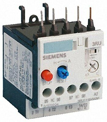 Siemens 3ru11 46-4hb0 Thermal Overload Relay For Mounting Onto Contactor Size