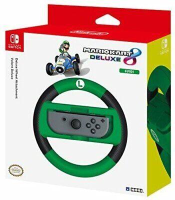 Mario Kart 8 Deluxe Wheel Luigi Version (Switch)