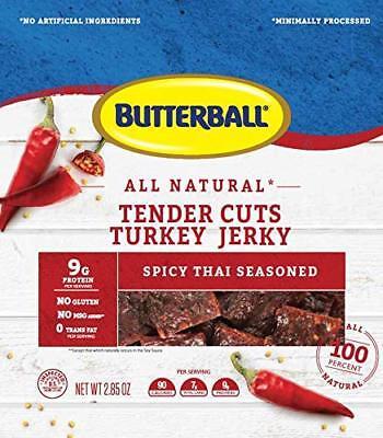 Tender Turkey - Butterball All Natural Tender Cuts Turkey Jerky 2.85oz