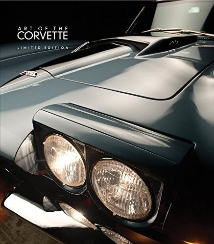 ART OF THE CORVETTE - LIMITED EDITION