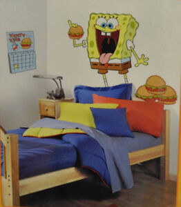 Spongebob Wall Decals EBay - Spongebob room decals