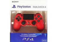 **SEALED** PS4 CONTROLLER, BRAND NEW PLAYSTATION 4 DUALSHOCK 4 PADS, INCLUDEDS 1 YEAR SONY WARRANTY