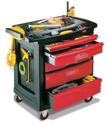 Metal Utility Cart: Metal Utility Cart