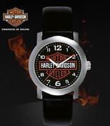 Harley Davidson Uhr