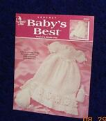 Christening Gowns Crochet Patterns
