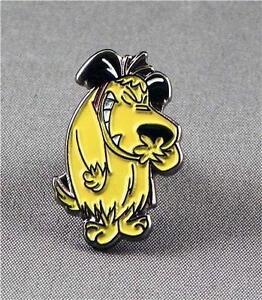 Metal Enamel Pin Badge Brooch Mutley Dog The Cartoon Dog