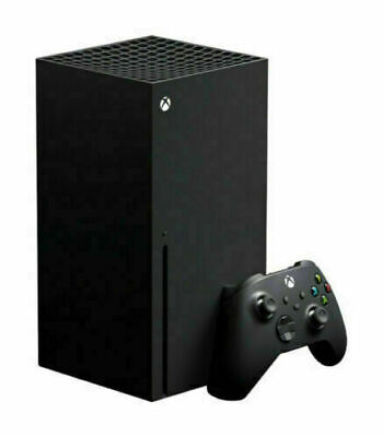 Microsoft Xbox Series X 1TB Video Game Console 2020 In Hand Ships Now Brand New