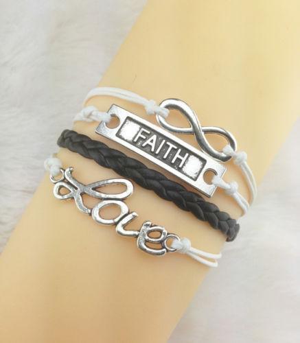 faith bracelet ebay