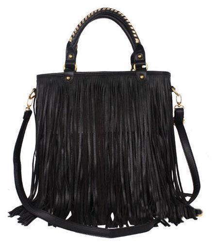 purse with fringe