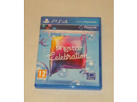 SONY PLAYSTATION PS4 GAME SINGSTAR CELEBRATION PAL 12 PLAYLINK BRITNEY CALVIN ABBA CHAINSMOKERS ETC