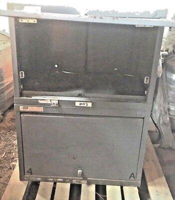 Vidmar Stanley Cabinet W Lift Slide Opening Door 30w X 27 34 D X 17 58 T