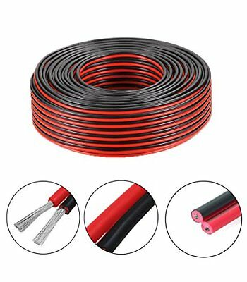 50ft 14-2 Awg Gauge Electrical Wire Low Voltage For Landscape Lighting System