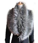 Grey Fur Shrug