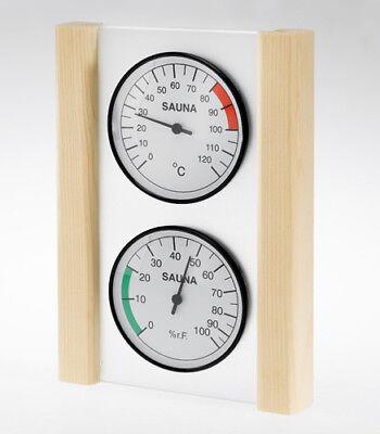 Sauna Thermometers Hygrometer Sauna Thermometer