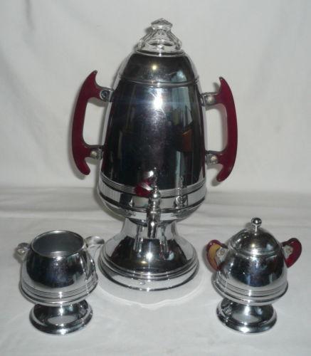 Art Deco Coffee Pot Ebay
