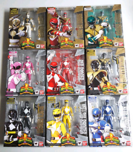 [WANTED] MMPR S.H. Figuarts Power Rangers Figures