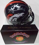 Denver Broncos Autograph