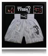 Signed Boxing Shorts