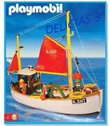 Toy Fishing Boat