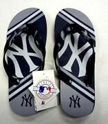 New York Yankees Flip Flops