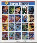 Superman Comics US Stamp Sheets