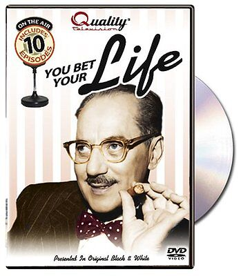 You Bet Your Life (DVD, 2006)