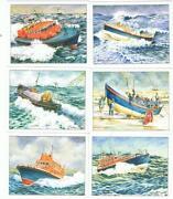 Cigarette Cards Ships