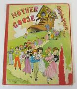 Vintage Mother GOOSE Book