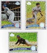 2011 Topps Diamond Anniversary Lot