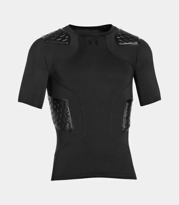 New! Mens Under Armour Gameday Max Football Shirt (Heat Gear)  M-L-XL-XXL