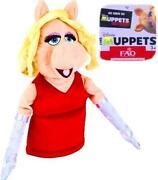Miss Piggy Puppet