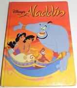Disney Aladdin Book