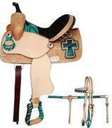 Zebra Saddle