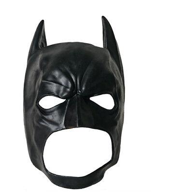 Batman Adult Full Latex Mask for Halloween Costume - Batman Mask For Adults