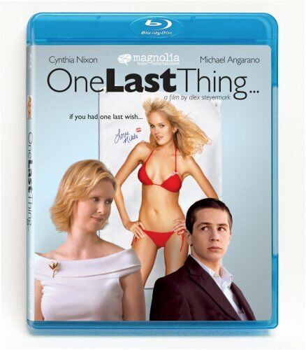 One Last Thing... [blu-ray]