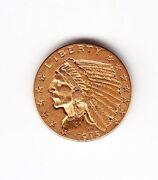 $2.50, Quarter Eagle